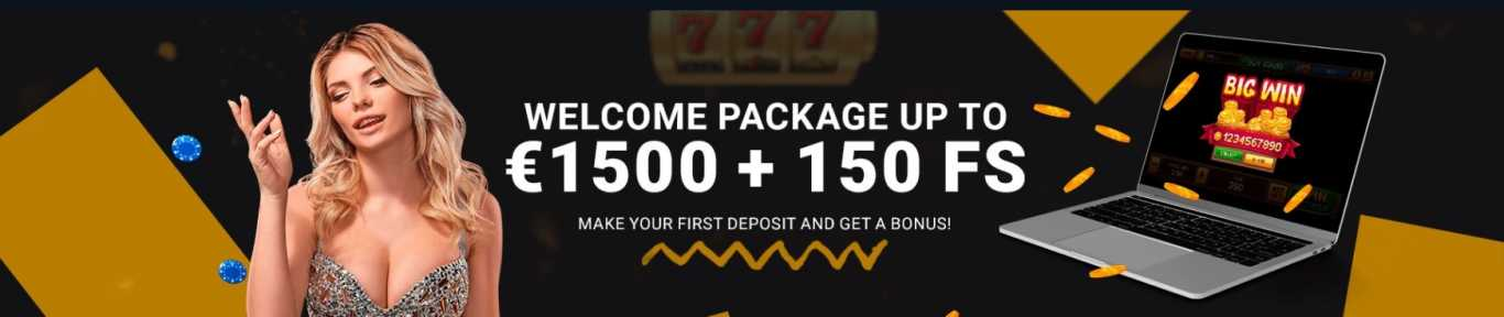 1xBet casino bonus first deposit